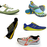 athletic footwear closeouts