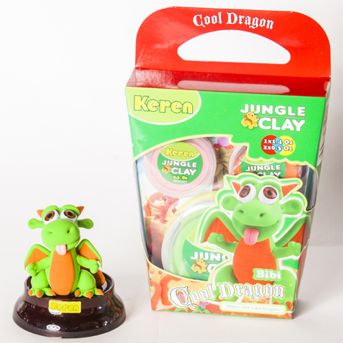 Closeout Toys Keren Jungle Clay Toys